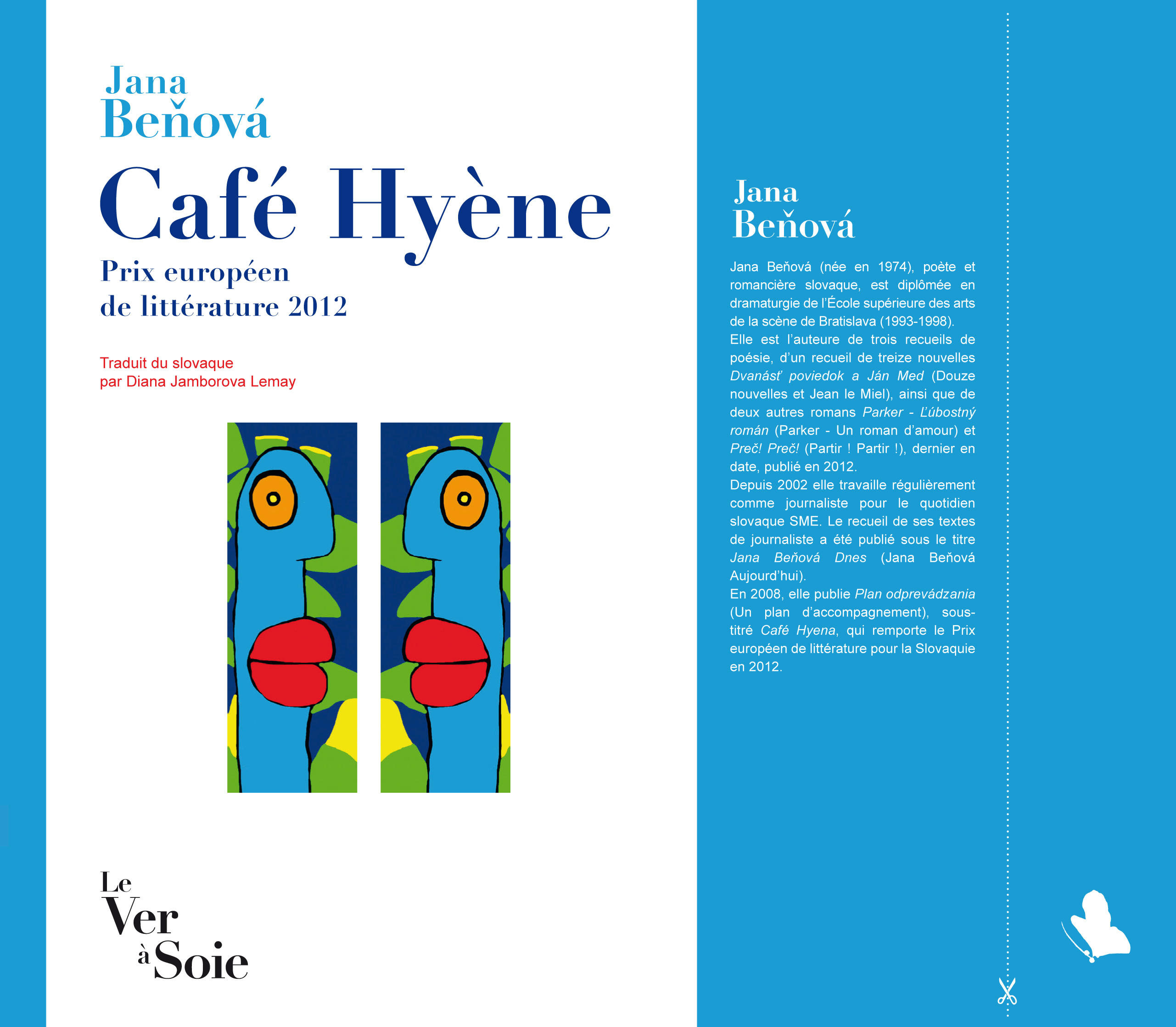 """Résultat de recherche d'images pour """"jana beňová café hyene"""""""
